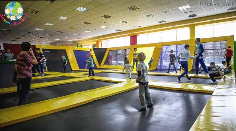 Дитячий центр Дитяча Планета Львів