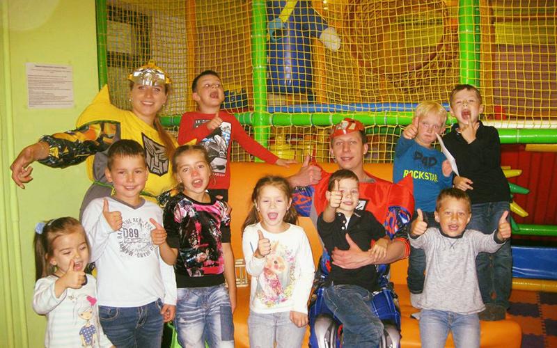 дитячий центр Труляля Львів