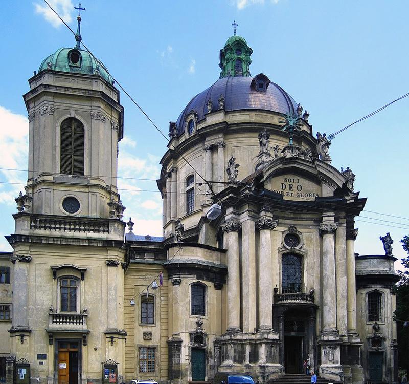 Домініканський собор Львів