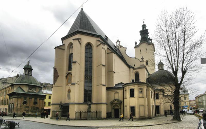 Катедральний собор Львів