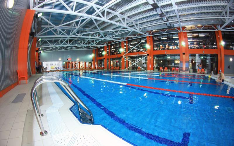 басейн спортлайф
