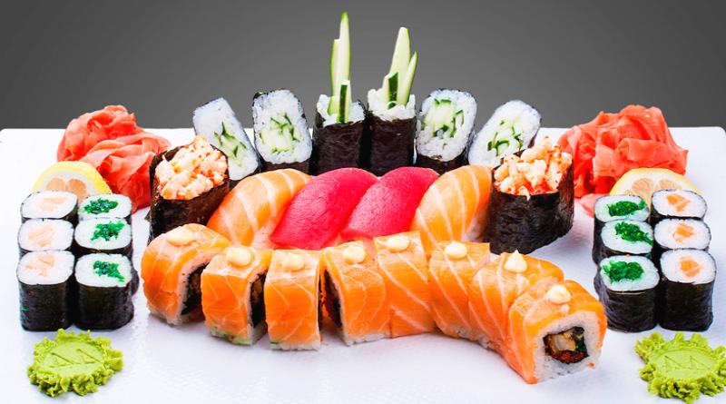 Ресторани суші