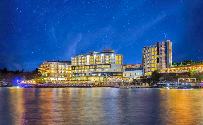 Turkey Charisma Hotel 1