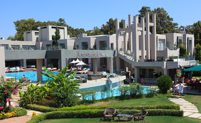 Turkey Hotel Ambrosia 1