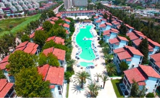туреччина готель ганіта
