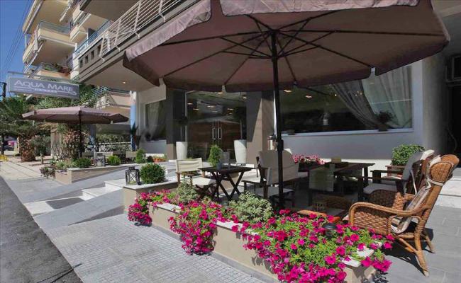 Greece Aqua Mare Hotel 1