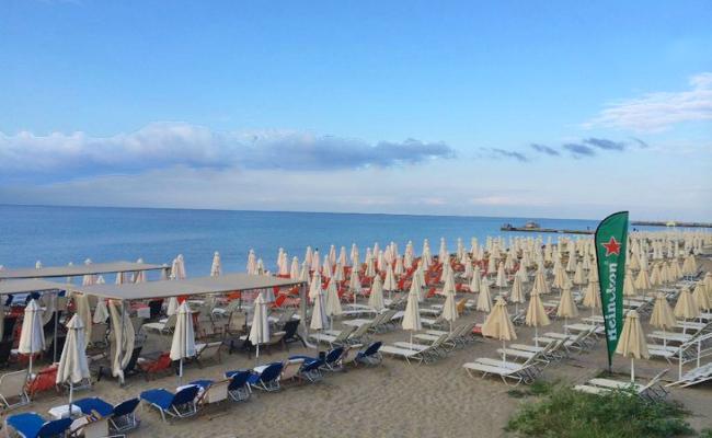 Greece Aqua Mare Hotel 3